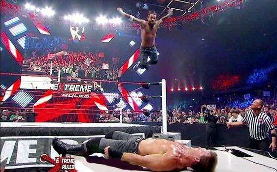 Chris Jericho Vs Cm Punk Extreme Rules 2012