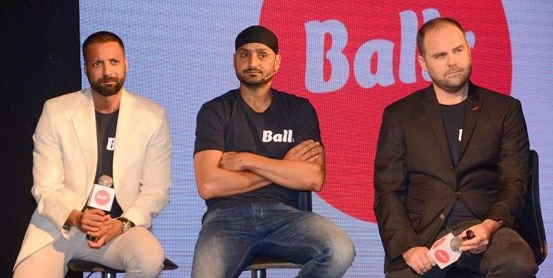 Harbhajan Singh launches micro-fantasy sports application Ballr 5071150a9