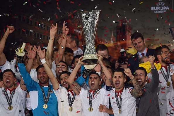Sevilla 3-1 Liverpool Europa League highlights goals