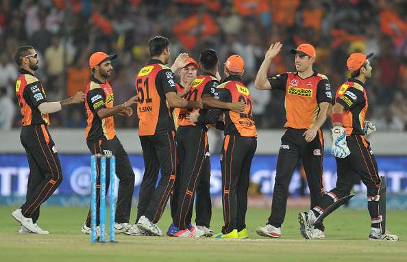 Sunrisers Hyderabad IPL 2016