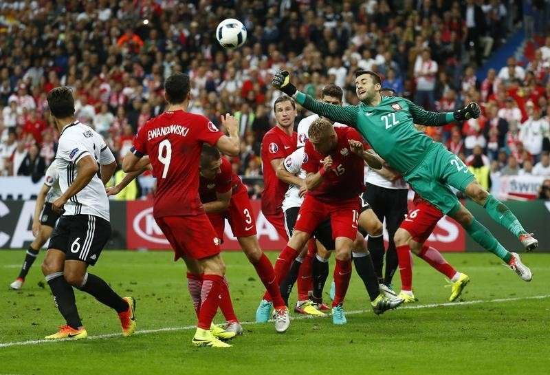 Germany and Poland play out first 0-0 draw of Euro 2016