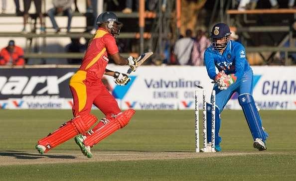 India Zimbabwe