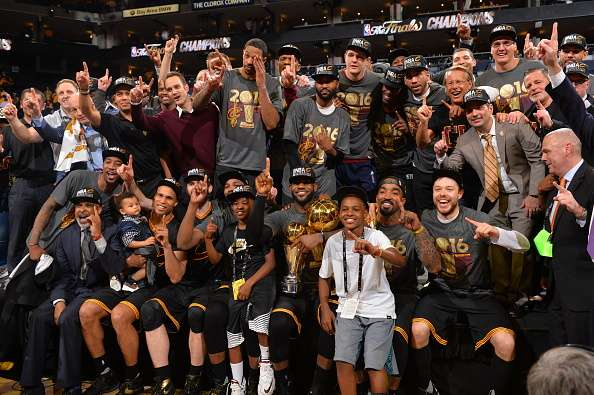 7401f26cf2332 5 ways the Cleveland Cavaliers scripted the most improbable Finals ...