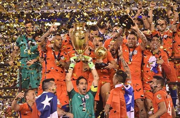 Chile Copa America Centenario 2016 Best Goals