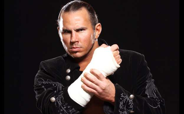 Matt Hardy is the 'Starmaker' and the 'Star-taker' too, it would seem