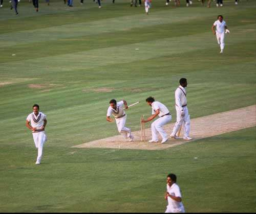 Image result for 1983 world cup final