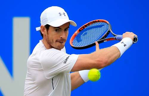 Andy Murray Queens