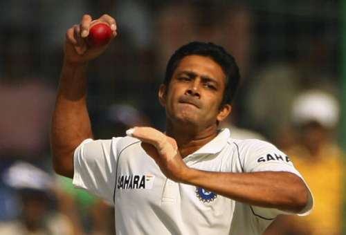 Anil kumble India Cricket