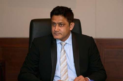 Anil Kumble BCCI Coach