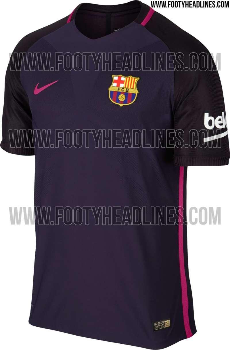 barcelona way kiit leaked. Barcelona s new away ... ac1acb6d8