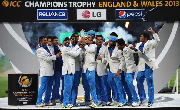 Champions Trophy 2013 India
