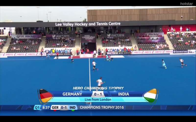 india 1-0 germany champions trophy 2016