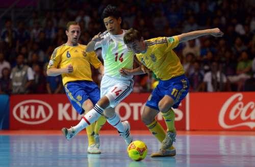 Futsal anf Football