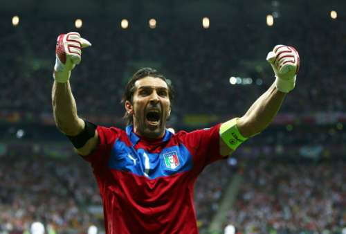 Buffon is the most accomplished goalkeeper at Euro 2016