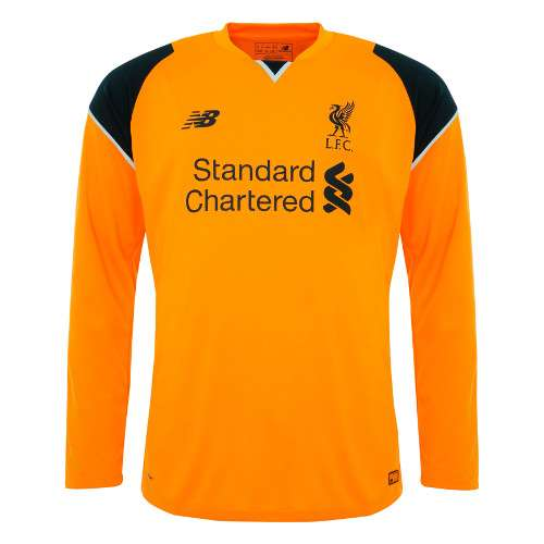 newest a0f26 05ff4 Liverpool 2016-2017 Away Kit Released, See Photos