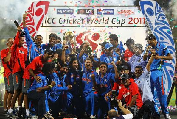 India World Cup win 2011