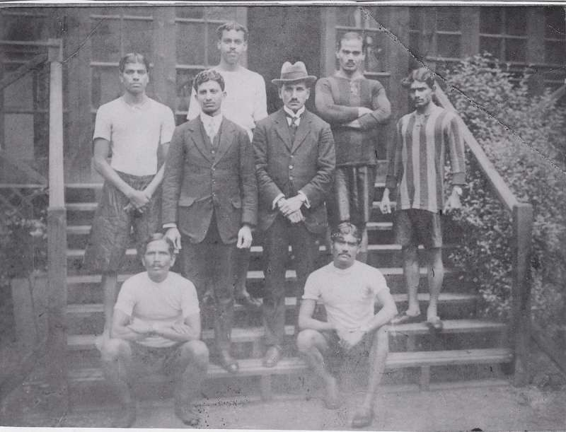 Indian Olympic team 1920