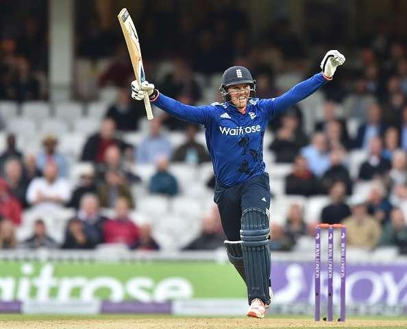 Jason Roy England Sri Lanka fourth ODI 2016