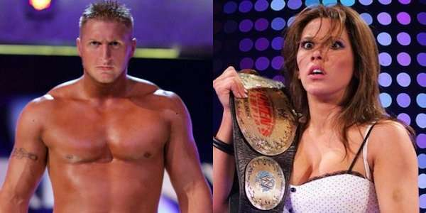 John Cena apparently came in between Kenny and Mickie James