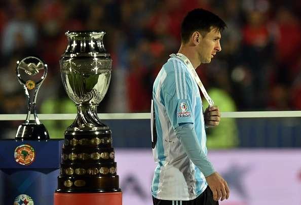 Messi Copa