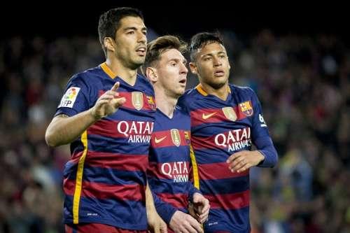 Lionel Messi Luis Suarez Neymar