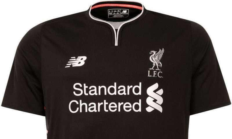 Liverpool 2016-2017 Away Kit Released 7ea567f72