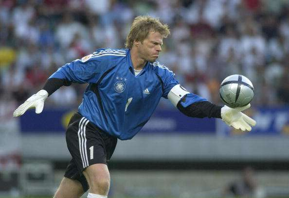 3e253f789564 Oliver Kahn was only a 20-year-old when he was in the squad for the Euro  1996. Despite not being first choice he still won a medal that year.