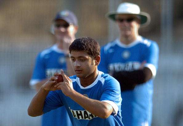 Piyush Chawla made his debut for India at the age of 17.