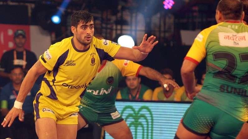 Image result for Rahul Chaudhari sportskeeda