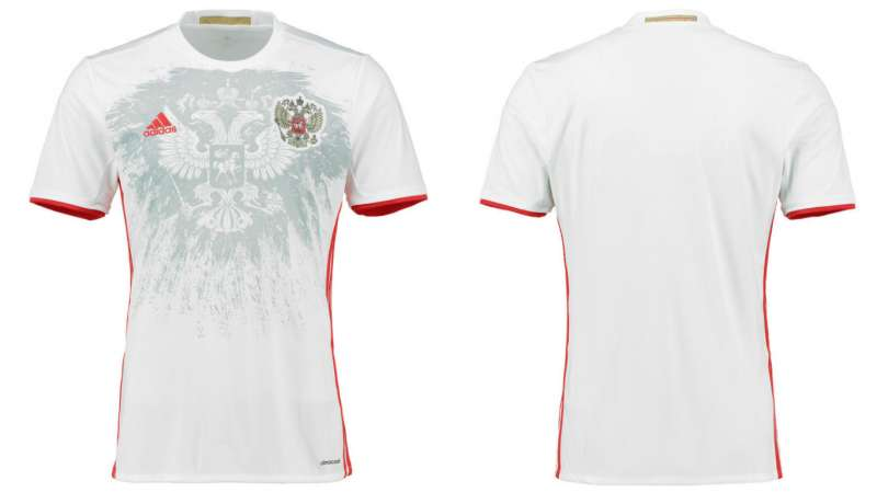 brand new c16c3 15b69 Page 9 - Euro 2016: Top 10 football jerseys to look out for