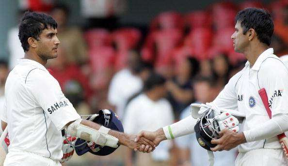 21 years on: 10 moments involving Sourav Ganguly and Rahul Dravid ...