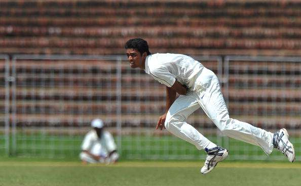 Unadkat was fast-tracked into the national side against South Africa as a 19-year old.