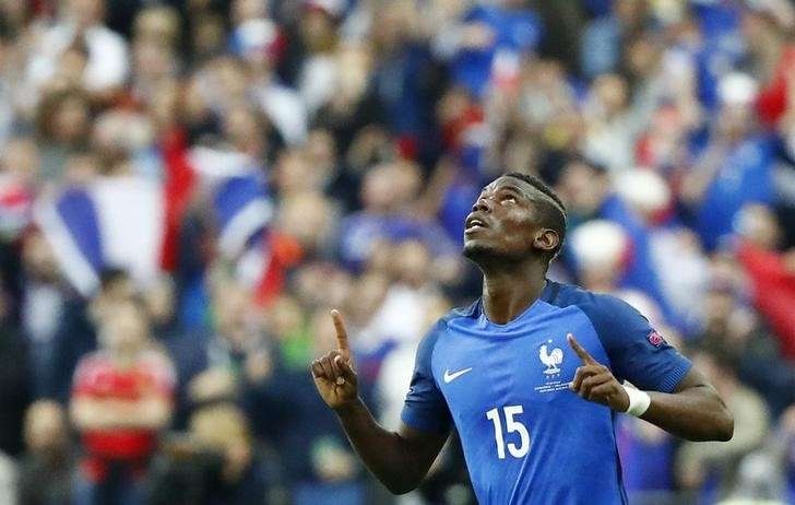 06af35390 Griezmann and Pogba step into massive boots of Platini and Zidane