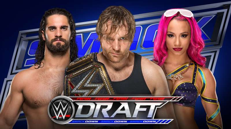 Wwe Smackdown Live 2016 07 19