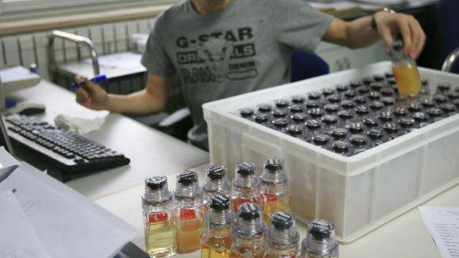the issue of drug testing in the olympics