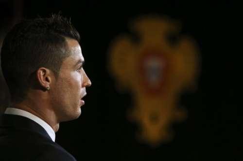 Ronaldo Quiet Portugal Andre Andre