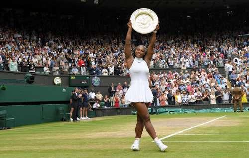 Serena Williams Wimbledon 2016