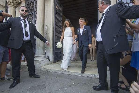 Ana Ivanovic Bastian Schweinsteiger wedding