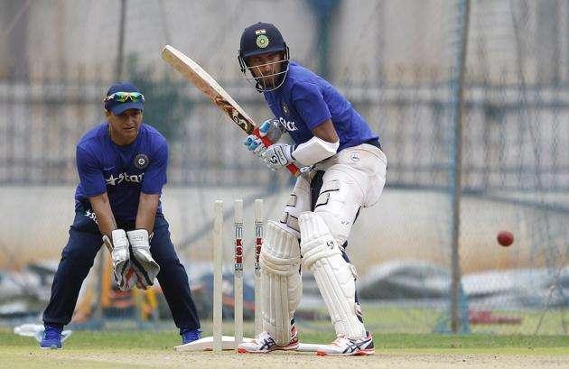 Image result for team india practicing batsmen saha