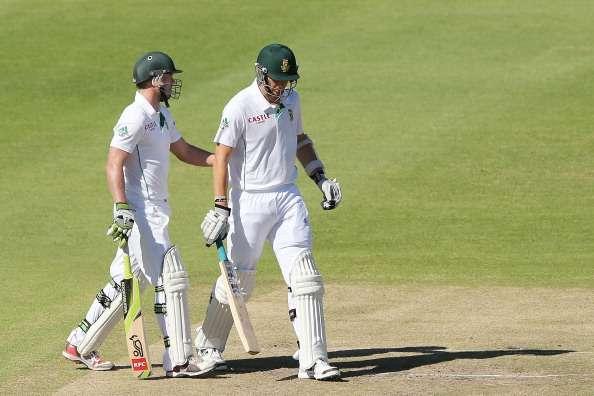 Kyle Abbott, AB de Villiers