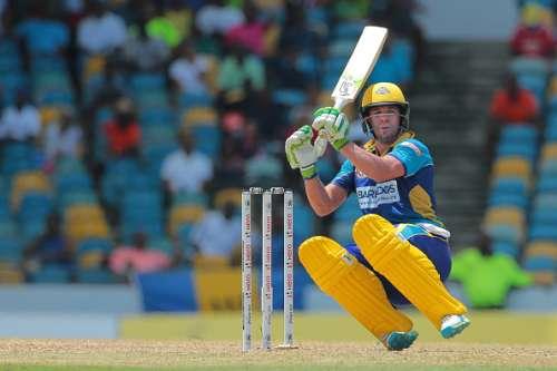 AB de Villiers Caribbean Premier League