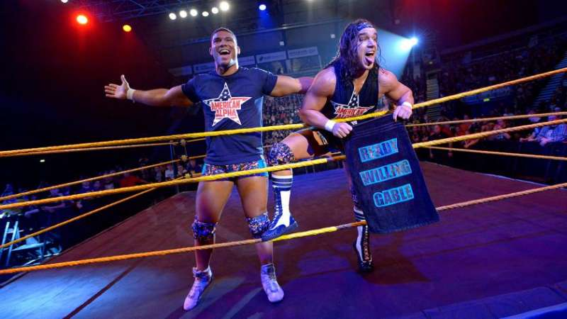 5 things you need to know about American Alpha