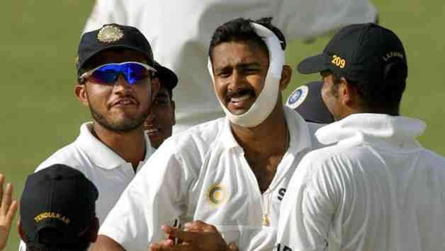 Image result for anil kumble broken jaw