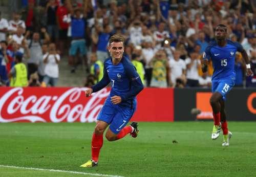 antoine griezmann france vs germany euro 2016 semi-final