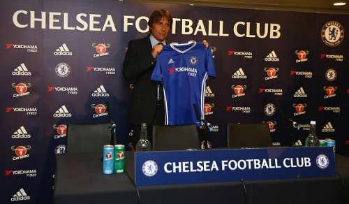 Antonio Conte press conference Chelsea