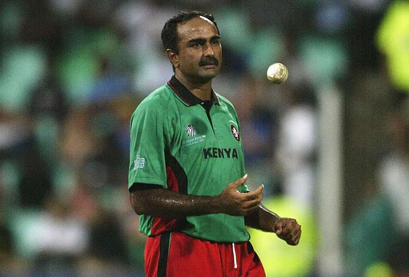 Aasif Karim was one of Kenya's earliest cricket captains (Image Credit: ESPNCricinfo)