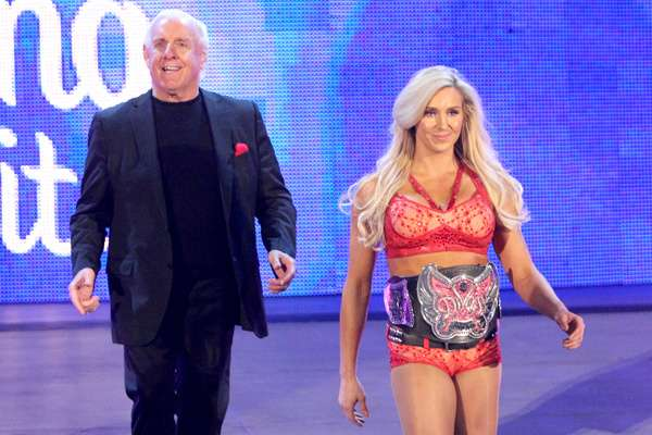 Five Characteristics Charlotte Shares With Ric Flair