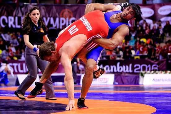 Women Ukraine Wrestling Tip