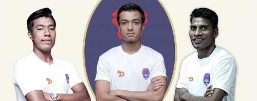 Delhi Dynamos FC new signing