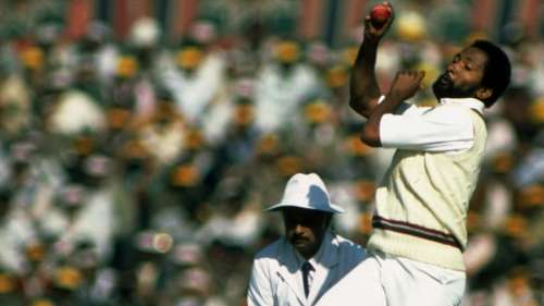 India West Indies cricket 1974